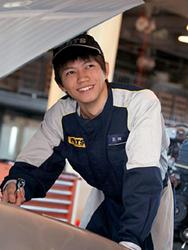 NATS 学校法人 日栄学園 日本自動車大学校